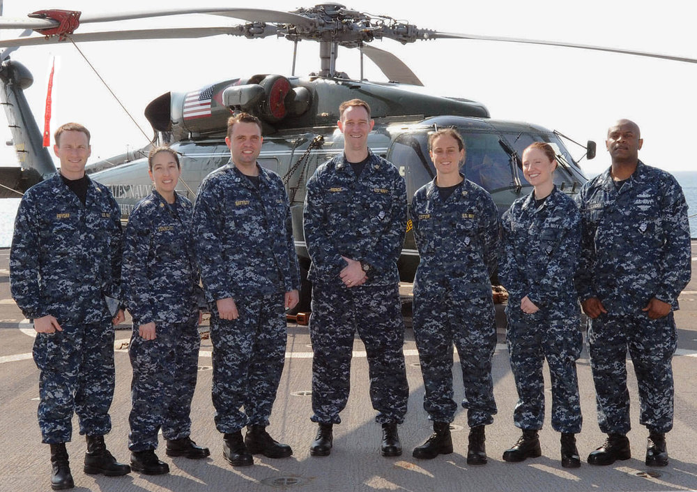 Operation Tomodachi - U.S. 7th Fleet gathered a host of attorneys to fill the gap during the large-scale disaster relief operation to support Japan following the earthquake, tsunami and subsequent nuclear accident.