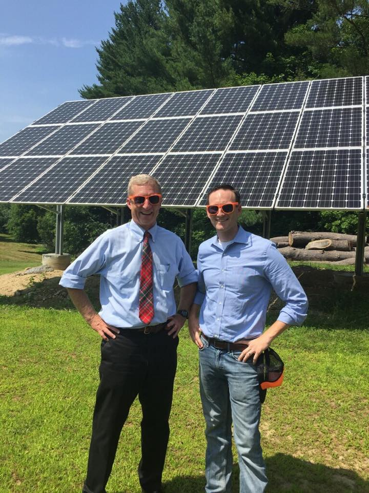 Climate Change with Tom Steyer, NH