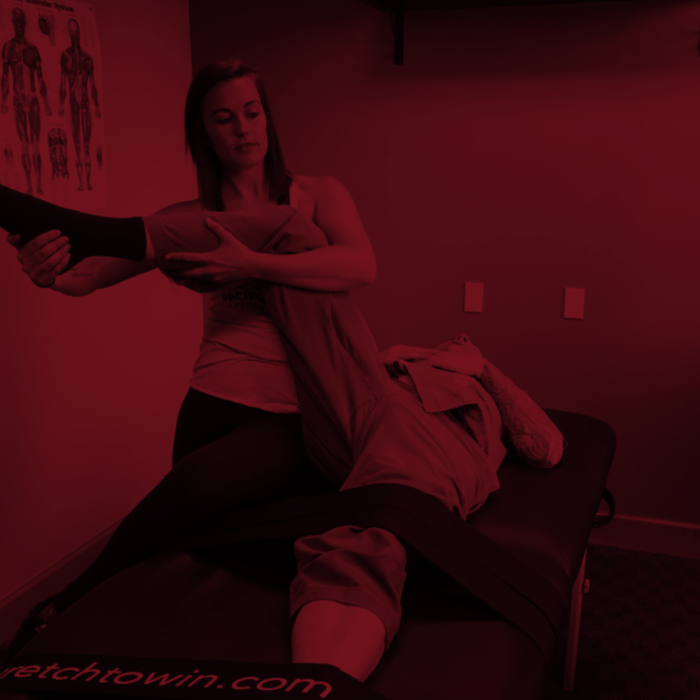 Synergy Stretch Method - Focuses on the full body to increase your ROM and prevent injuries.