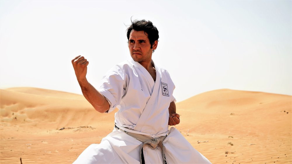 Mehr als Karate - Schalte ab und konzentriere Dich auf das Jetzt!Traditionelle Okinawa Karate Stile: Shuri Te und Naha Te