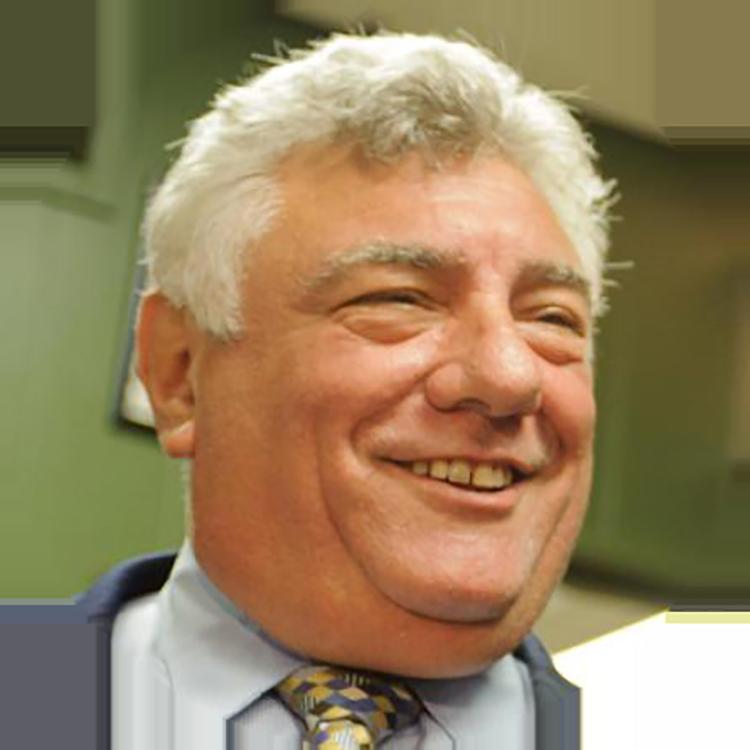 Kings County Democratic Party Chair Frank Seddio -