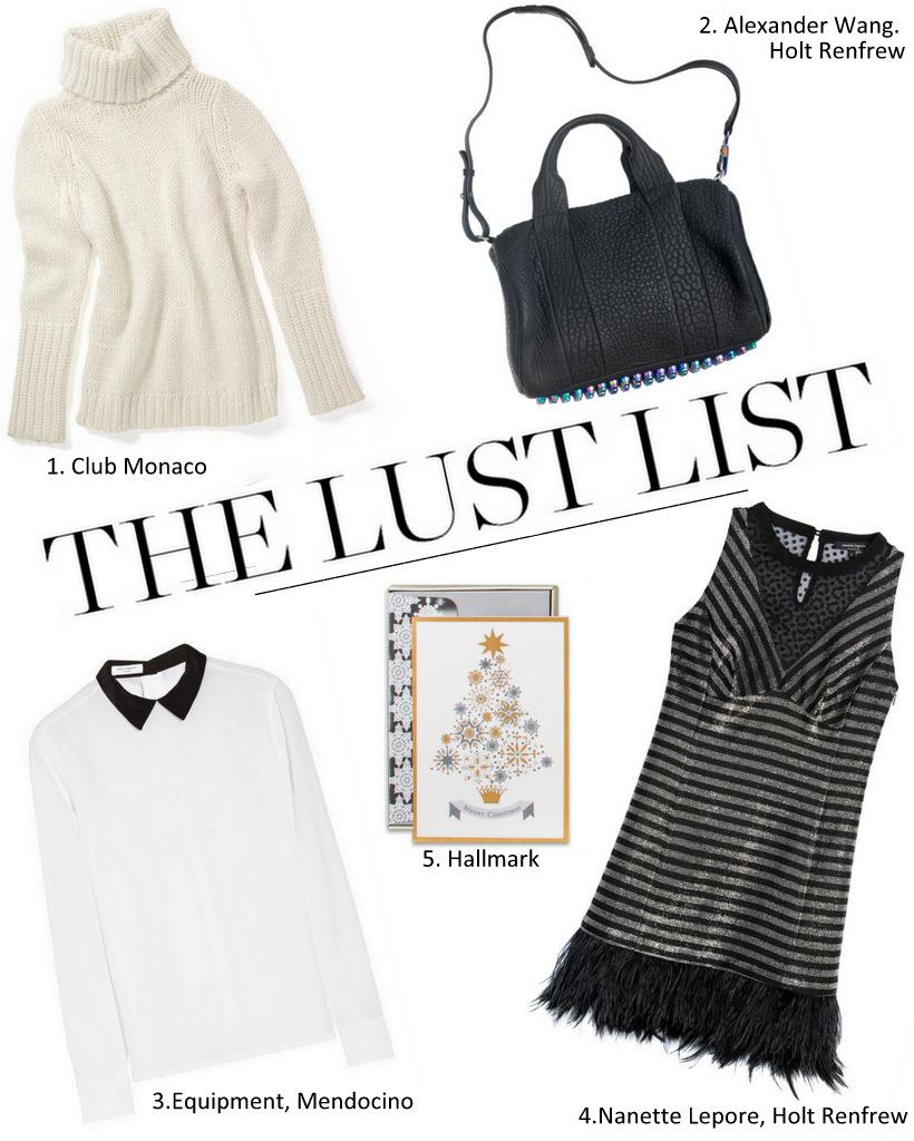 Black Friday Lust List