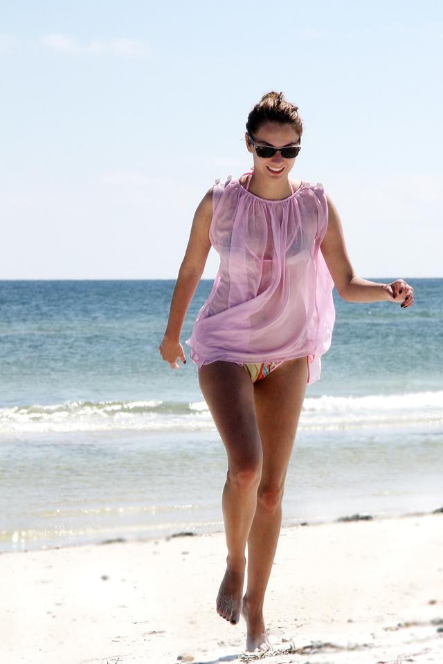 I AM WEARING:    Clover Canyon    Bikini //    Brette Sandler    Swimwear Silk Cover