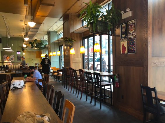 Evanston welcomes Colectivo Coffee - The Wisconsin-based coffee chain opened its doors in Evanston, and I was excited to get the opportunity to talk to the movers and shakers who made that happen.