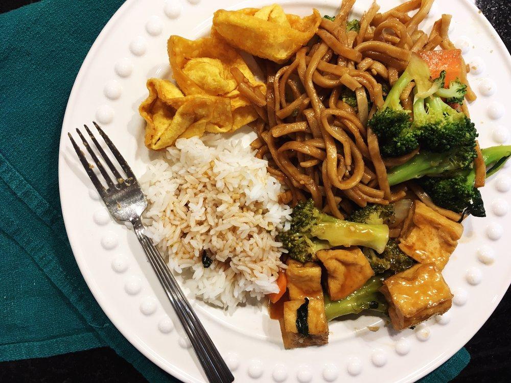 New Harmony Vegetarian Restaurant Philadelphia A Forkful Life