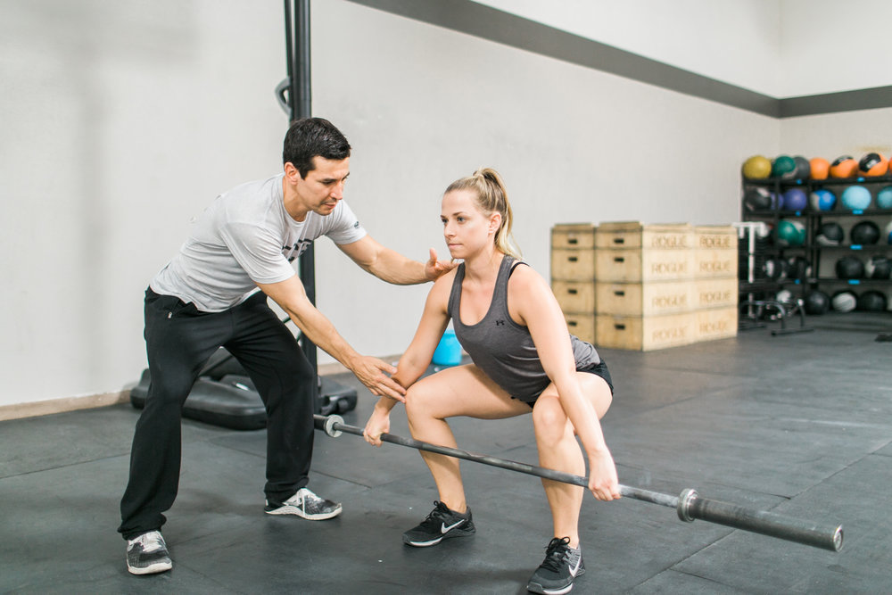 You'll finish with a performance assessment to determine where your current fitness levels are so we can create your program.