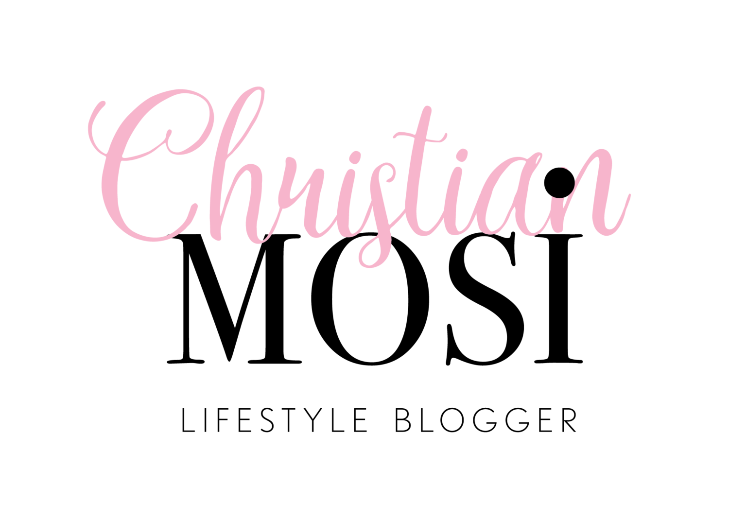 Christian Mosi Lifestyle Blog