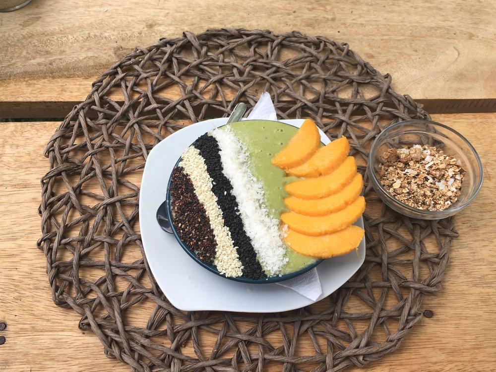 3 Kinds of Sesame Seeds = Presentation Points
