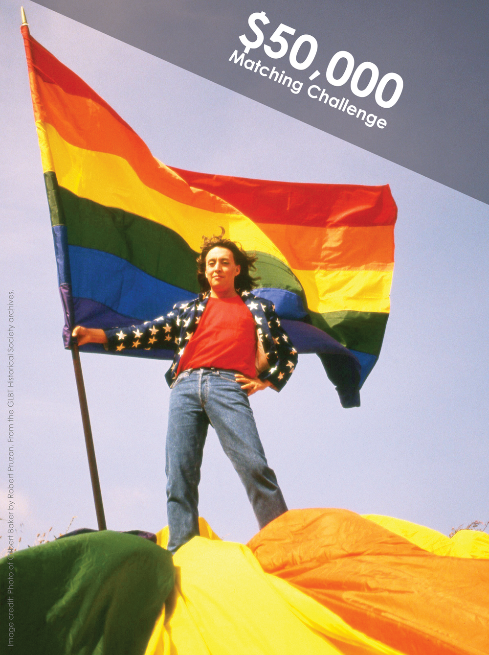 ANNUAL FUND: Vision 2020 - Vision 2020 is the GLBT Historical Society's Annual Fund. It sustains all of the activities required to accomplish our mission to collect, preserve, and make accessible to the public materials and knowledge that promote understand of LGBTQ history, culture, and arts in all their diversity.Keep LGBTQ History Alive and DONATE