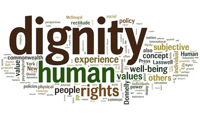 The nature of human dignity