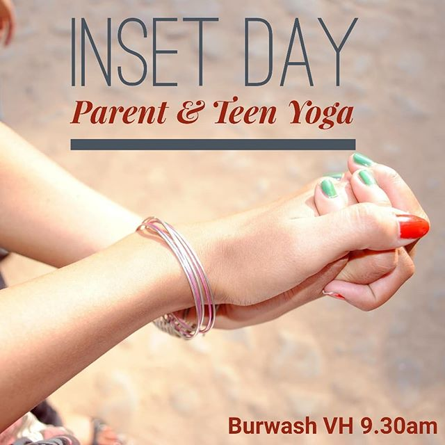 HCC inset day Friday 15 February so my Burwash class will be open to parents as well as teens. My son Kristian will be there 😊  If your body needs moving, your mind quietening and your family bond strengthening, come along to Burwash Village Hall with your teeen(s) for 1 fun hour of yoga, movement and relaxation.  ONLY £10 for both parent and teen (£5 extra for other sibling, must be Y7+) Please bring mats with you or book mine by confirming your spot (only a few available!) #familylove #selflove #selfcare #heathfield #insetday #familyyoga #bond #parentandteen #yogasussex #heathfieldyoga #sussexyoga #fun #movement #relaxation  #heathfieldcommunitycollege #hcc