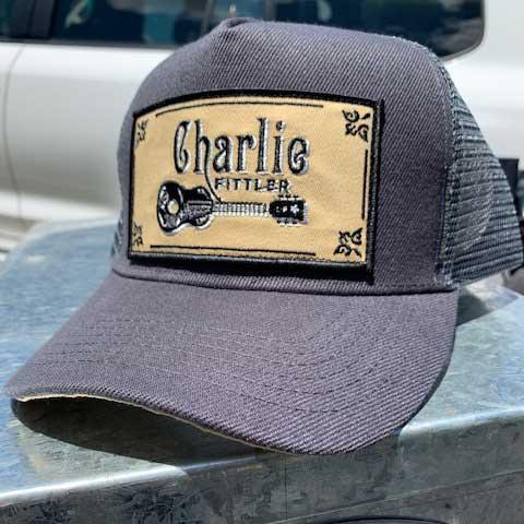 Charlie Fittler cap: $25 plus postage.