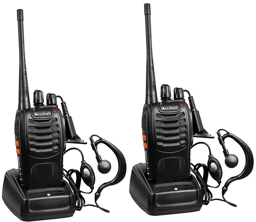 Arcshell Rechargeable Long Range Two-way Radios with Earpiece 2 Pack UHF 400-470Mhz Walkie Talkies.jpg