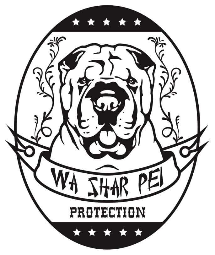 Protection Dog Drawing