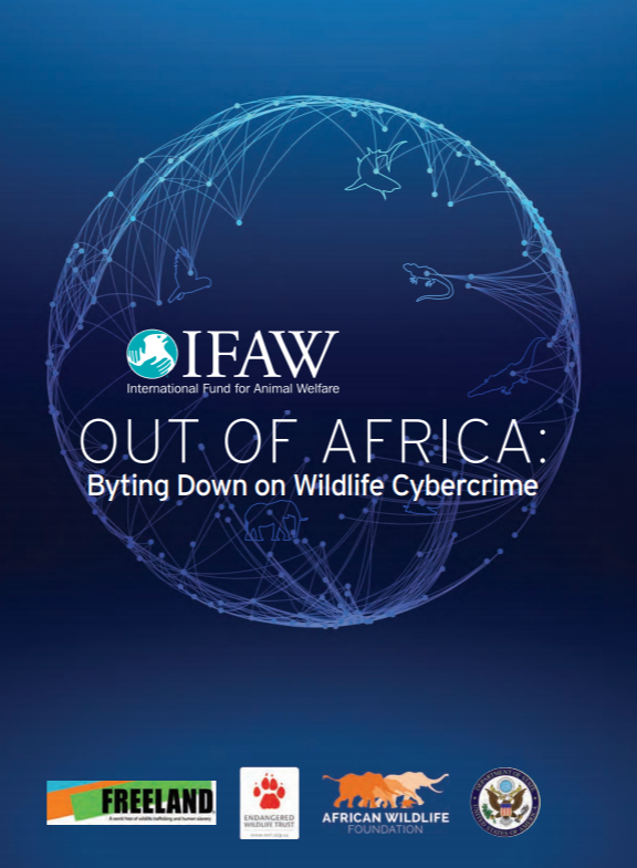 Out of Africa: Byting Down on Wildlife Cybercrime