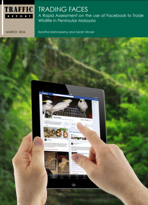 Trading Faces: A Rapid Assessment on the Use of Facebook to Trade Wildlife in Peninsular Malaysia