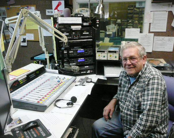 Honoring a WDVR Legend - In addition to the holiday festivities, you can help us make WDVR history as we honor legendary host Charlie Harrison, of Saturday morning's Radio Ranch with an epic tribute, and a major award !
