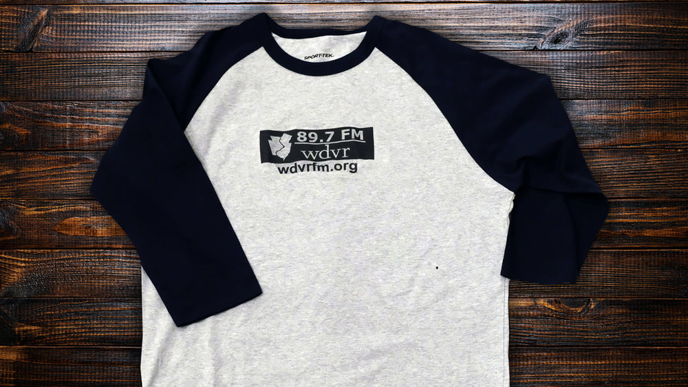 Baseball Jersey, Cotton, Grey with Navy