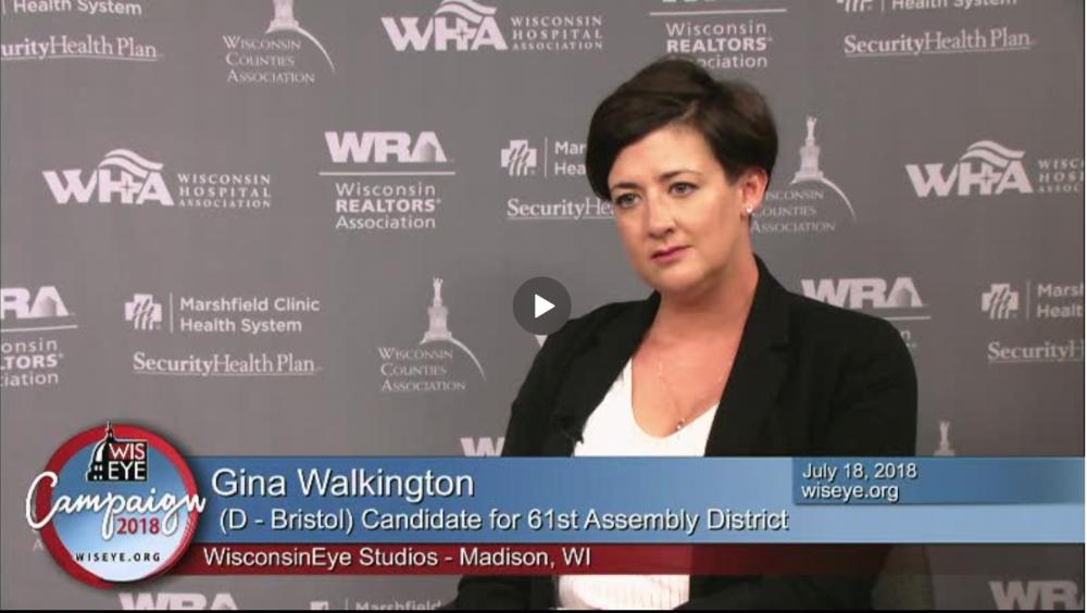 Video courtesy of Wisconsin Eye.