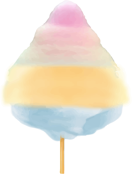 Lee'Poof Cotton Candy