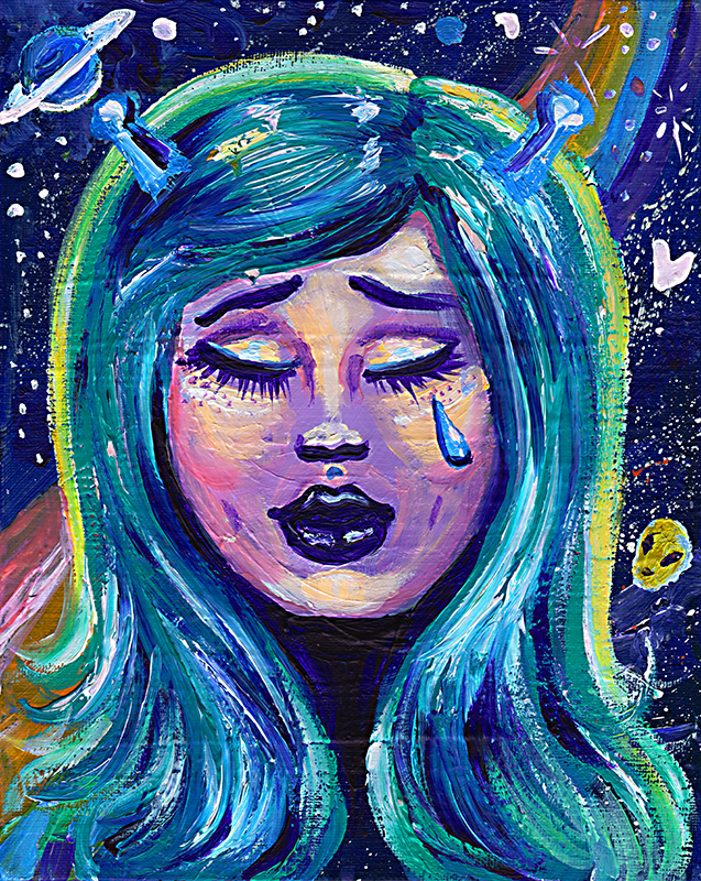 Intergalactic Tears