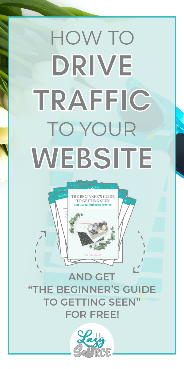 Pinterest image for How to drive traffic to your website