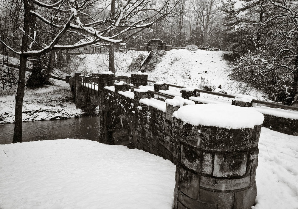 Winter Bridges