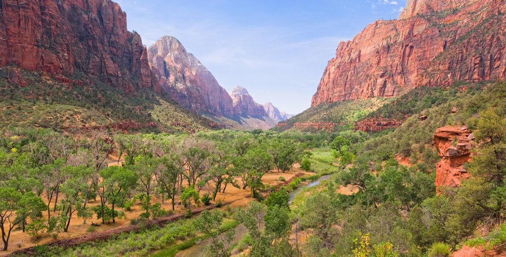Zion Panoramic