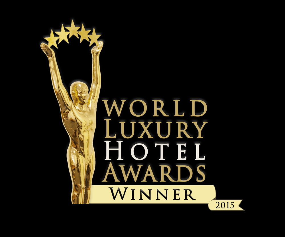 "Winner of 2015 world luxury hotel awards under the category "" Best Hotel Management Company"""