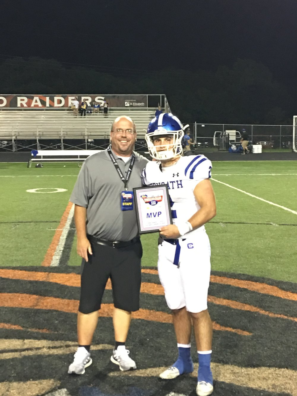 CovCath MVP: Casey McGinness