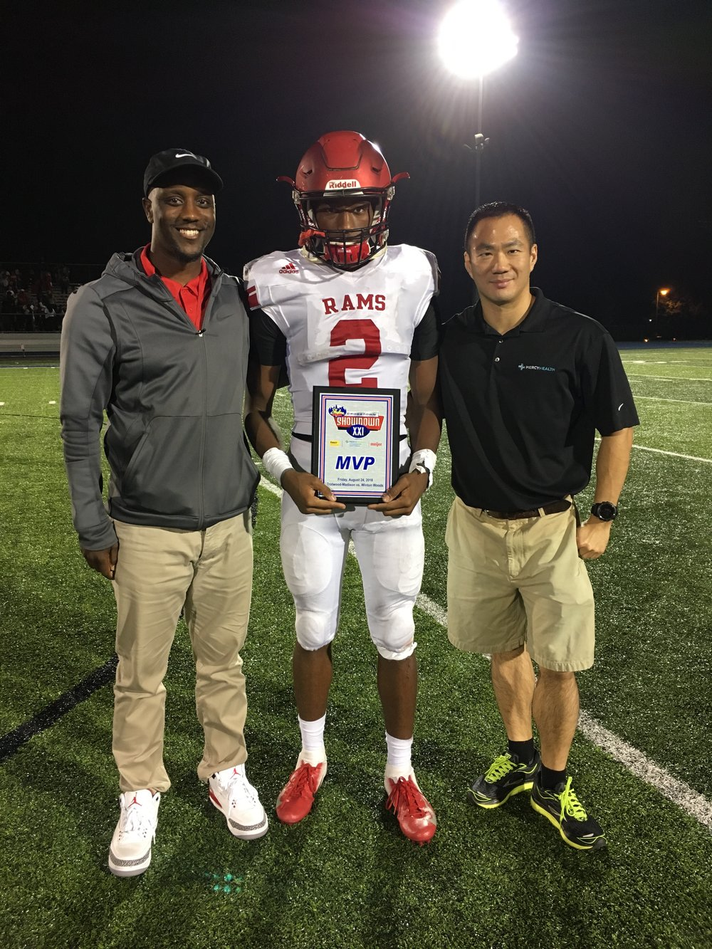 Trotwood-Madison MVP: Kenyon Sneed