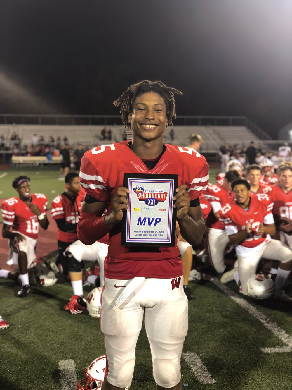 Lakota West MVP: JJ Ross