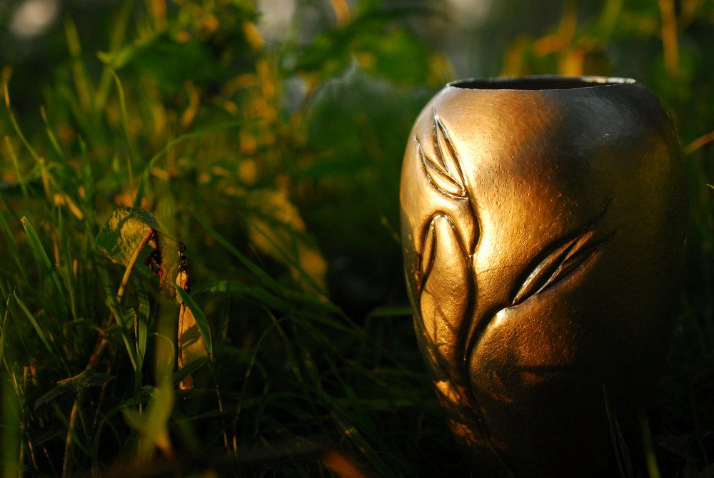 'Lughnasadh' Vase