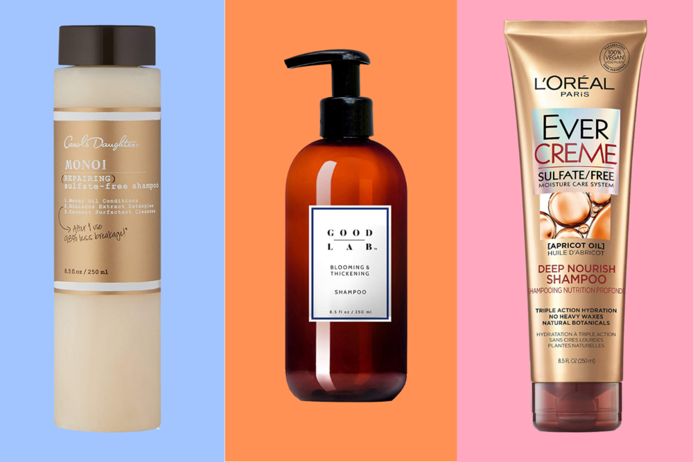 16 Best Sulfate-Free Shampoos for Women Over 50