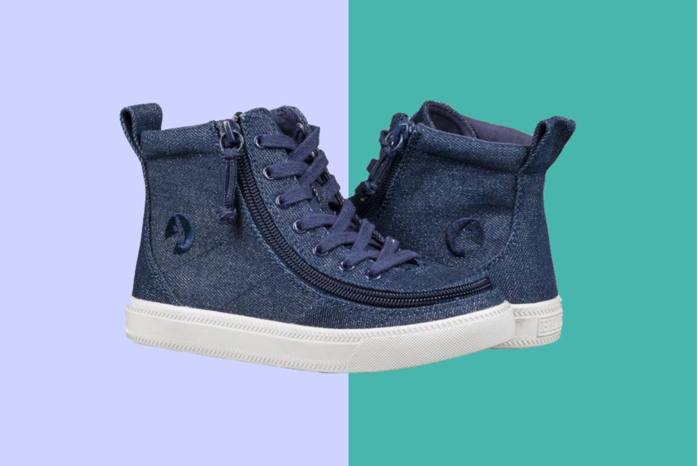 This Adaptive Shoe Line Is Life-Changing for Kids With Special Needs