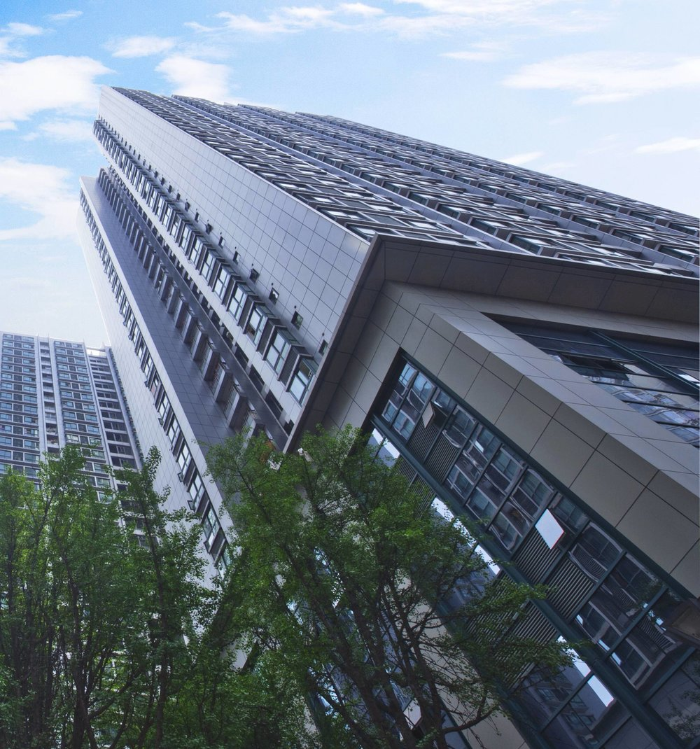 New Zhongxing Apartment Building