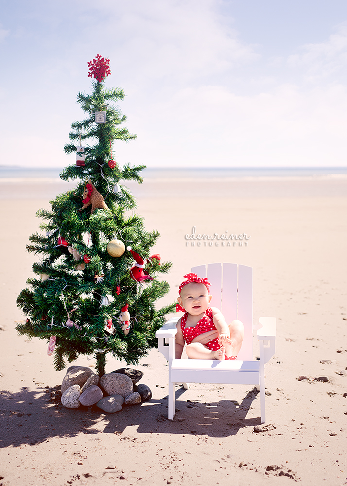 Christmas In July Eden Reiner Photography