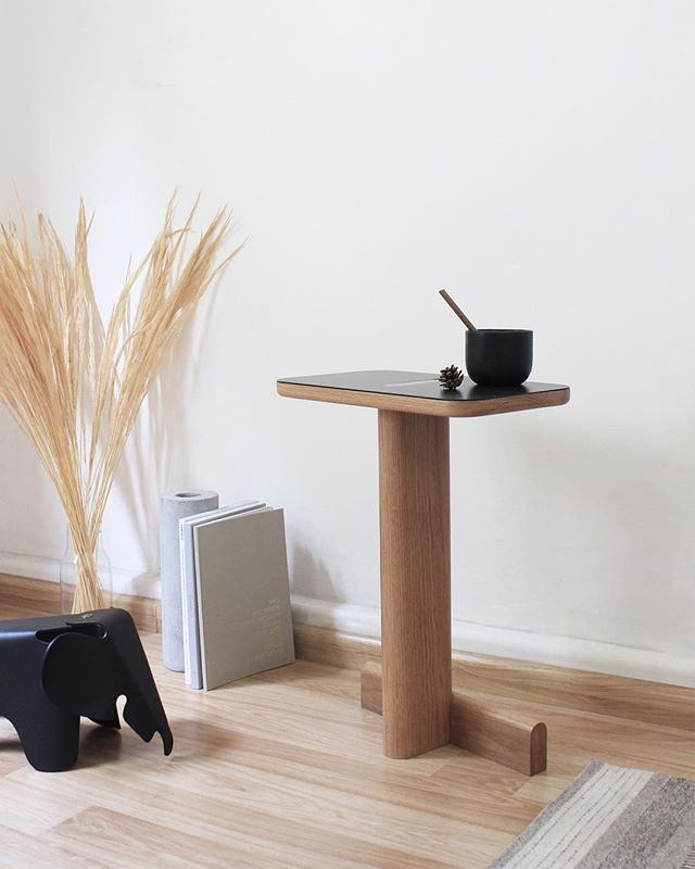 Hiko is a minimal side table inspired by japanese joinery and simplicity. The name comes from hikōki that means airplane. Hiko is conceived as an inspiration of wooden plane toys. All the base is made from solid white oak and the surface is made from 1.5mm coated steel _  For prices and information please send an email to info@jose-bermudez.com  _  #japanese #hiko #studio #interiors #minimal #mininalism #design #furniture #furnituredesign #industrialdesign #steel #interiors #interiordesign #photography #natural #solid #oak #wood #joinery #joints #japanesedesign #inspiration #light #palette #vitra #elephant #details #scandinaviandesign #sidetable #bermudez #encino