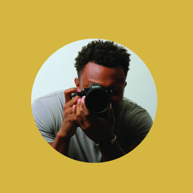Tone Hammond,Resident Videographer - Anthony