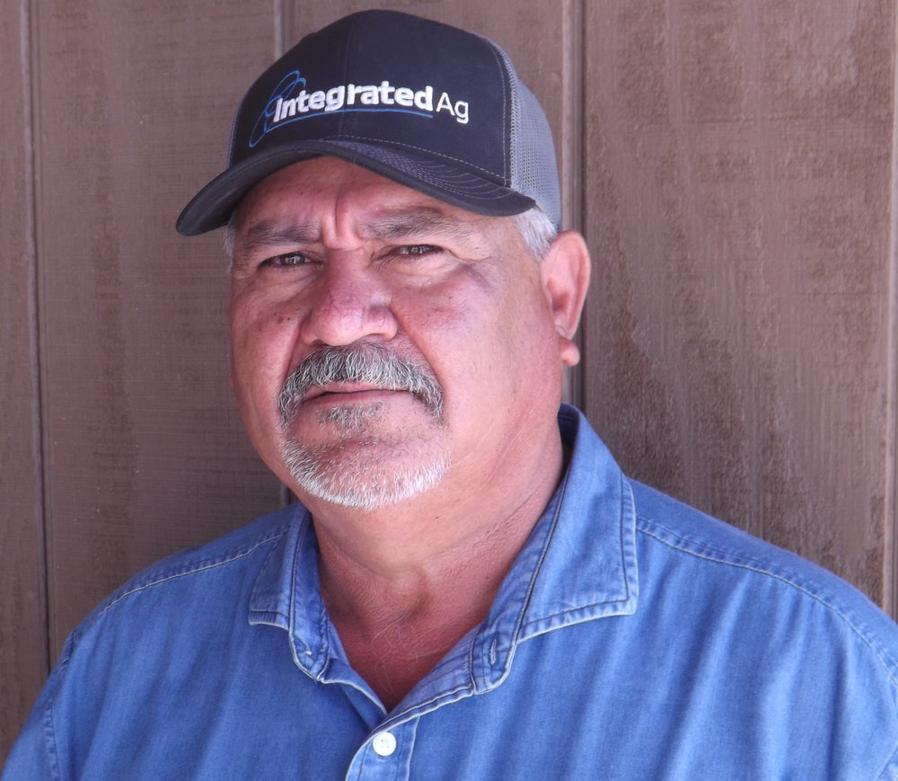 Gabriel Ibarra, Equipment Supervisor