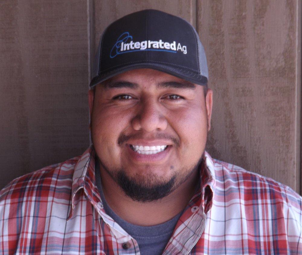 Omar Vargas, Installation Supervisor
