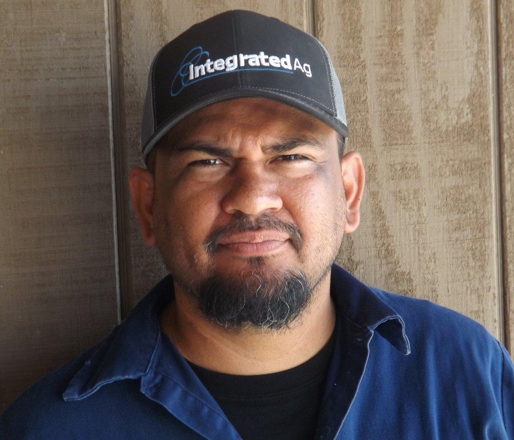 Gabriel Castillo Jr., Lead Mechanic