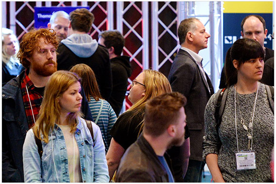 A loyal audience - The show is now ten years old and has grown every year, attracting over 2500 industry professionals, with 83% of visitors considering PLASA Focus Leeds to be an important event to attend.