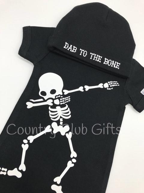 Skeleton Doing The Dab Shirt