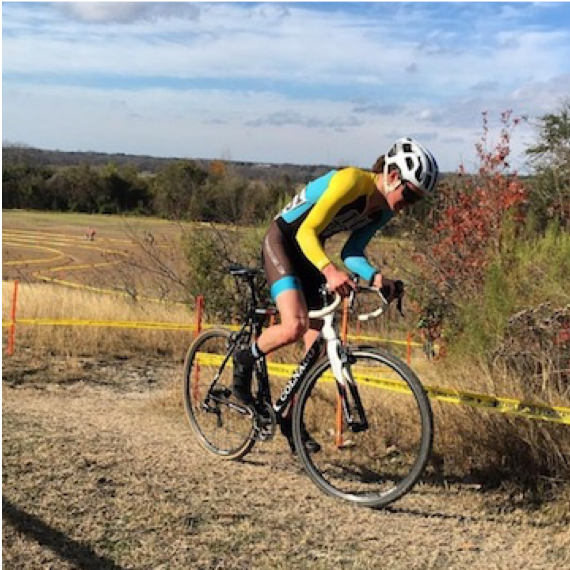 Christian Culpepper (Denver, CO)  Culpepper is just flat out rad.  That sums him up.  He lets his locks and mustache flow and can crush on the road, cx, and just about any bike he touches.  He ain't too shabby on two feet either, having run college track and cross country.