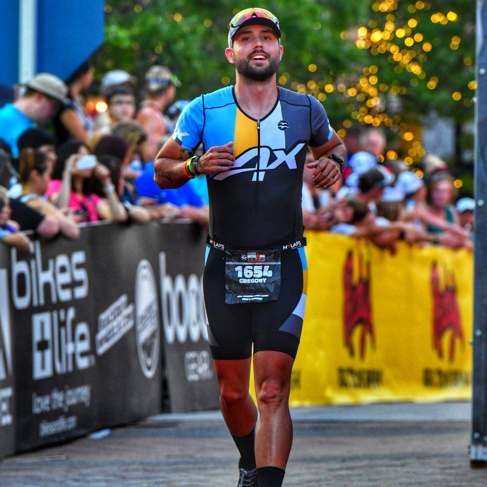 Greg Leeper (Denver, CO)  Greg is a super strong triathlete.  He once listed near us in Dallas, TX but has now taken his talents to the Mile High City.  Watch out for him blazing by you in the water, on the bike, or on the run!