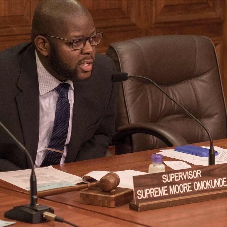 As Chair of the Health and Human Needs Committee, Supreme has prioritized youth justice, demanding accountability at Lincoln Hills/Copper Lake, and local alternative placement options for Milwaukee's youth.   -