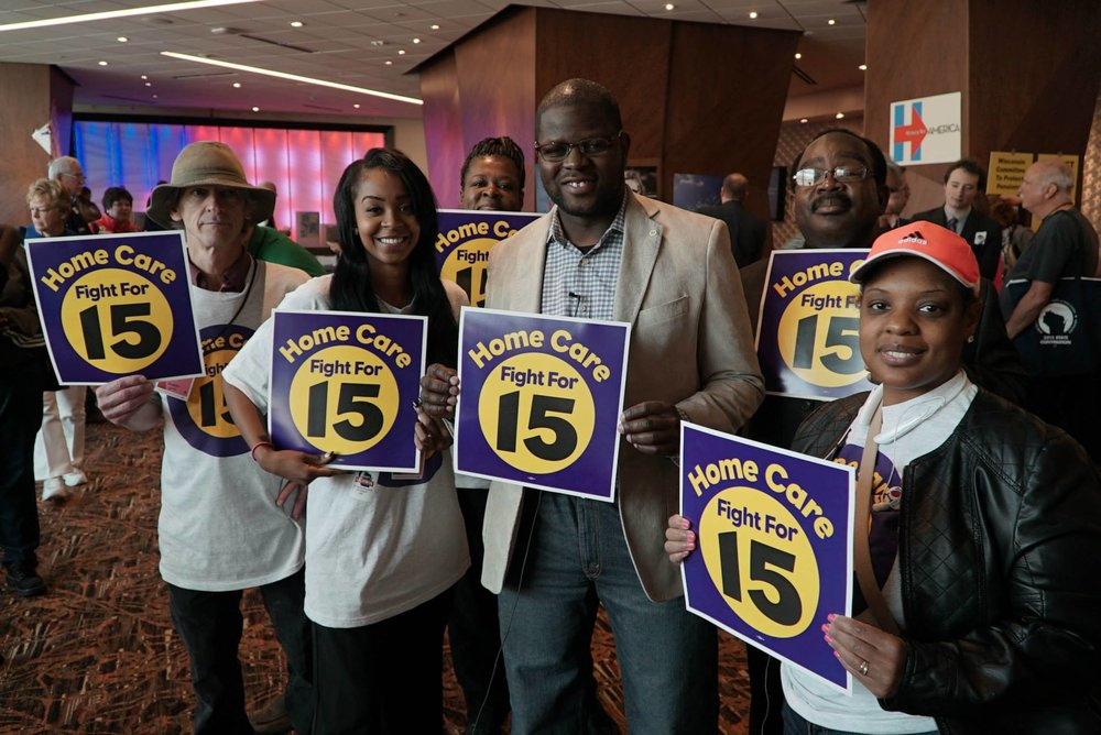 Supreme supports a $15 minimum wage for Wisconsin and was a co-sponsor of Milwaukee County's $15 living wage ordinance. -