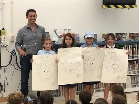 I want to congratulate these wonderful winners of the trivia contest! . . . . . . ..#family #community #education #elementaryillustration #book club #booklovers #reading #firstgrade #elementaryteacher #author #illustration #childrensbooks #historyeducation #elementaryart . #elementaryillustration #cartoons #historycartoon #creativebiography #creativeteachers #teachersgoals #teacherapreciation #fff #cartoonsedits #artbook #artoftheday #catoonsketch