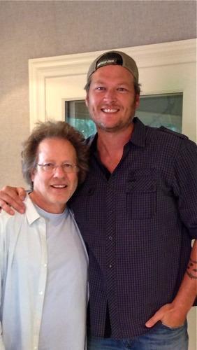 Steve & Blake Shelton